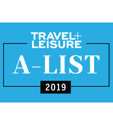 The A-List 2019 Travel + Leisure