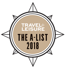 The A-List 2018 Travel + Leisure