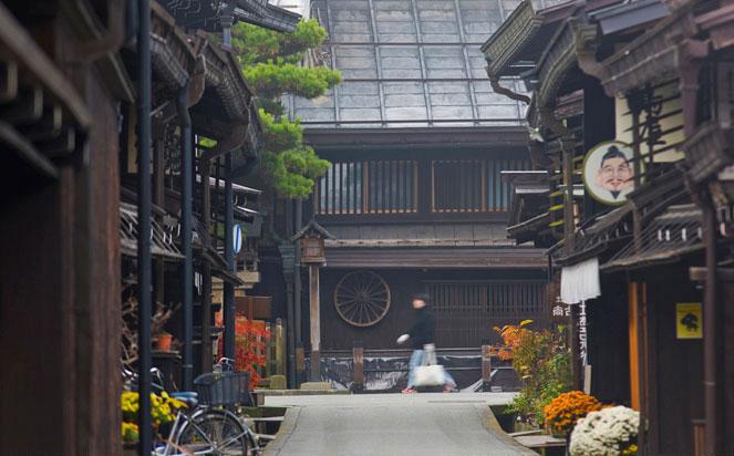 Takayama custm Tour in Japan