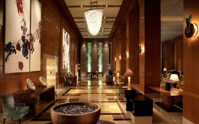 The Ritz-Carlton, Tokyo Japan is a great luxury hotel