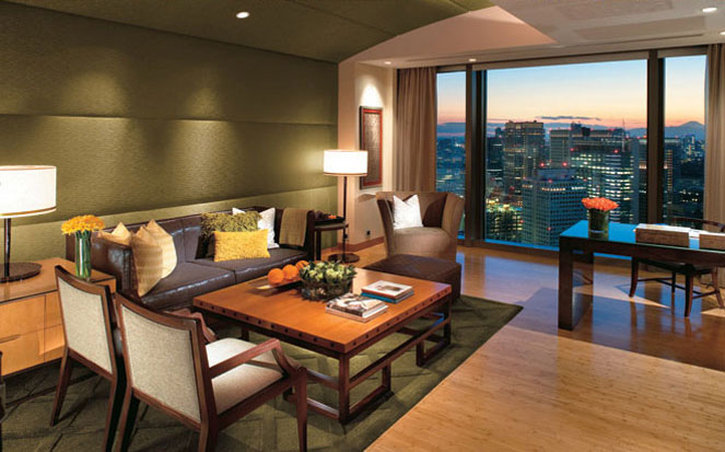 Mandarin Oriental, Tokyo luxury hotel