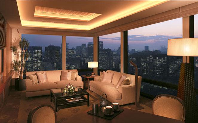 The Peninsula, Tokyo hotel