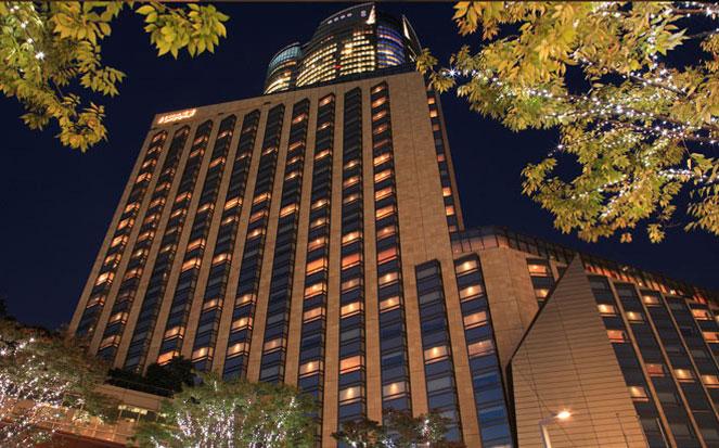 Aman hotel in Tokyo