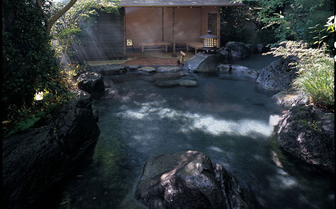 Yagyu no-Sho, Shuzenji hotel