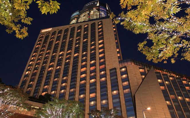 Grand Hyatt, Tokyo hotel