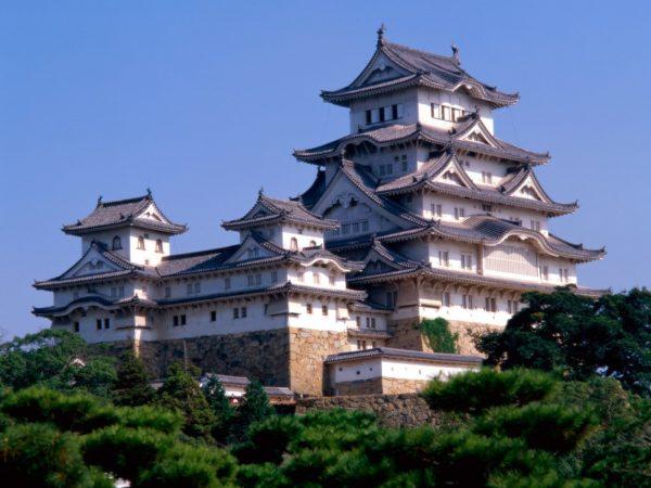 Himeji Castle a legendary samurai castle