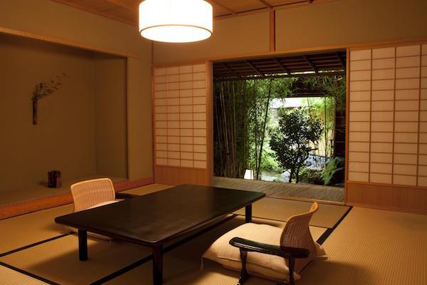 Yagyu ryokan japanese hot spring village