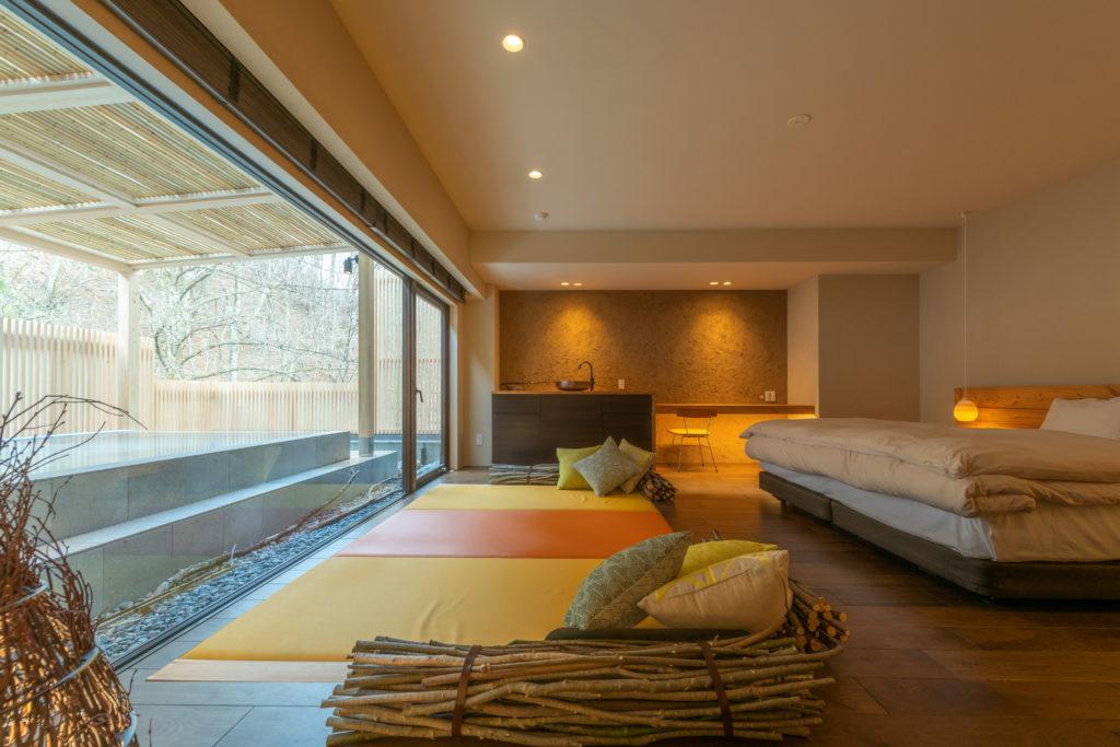 Myojinkan Zen Room ryokan