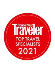 Conde Nast Traveler 2021 Top Travel Specialists